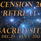 New Zealand ascension 2012 retreat and sacred sites tour