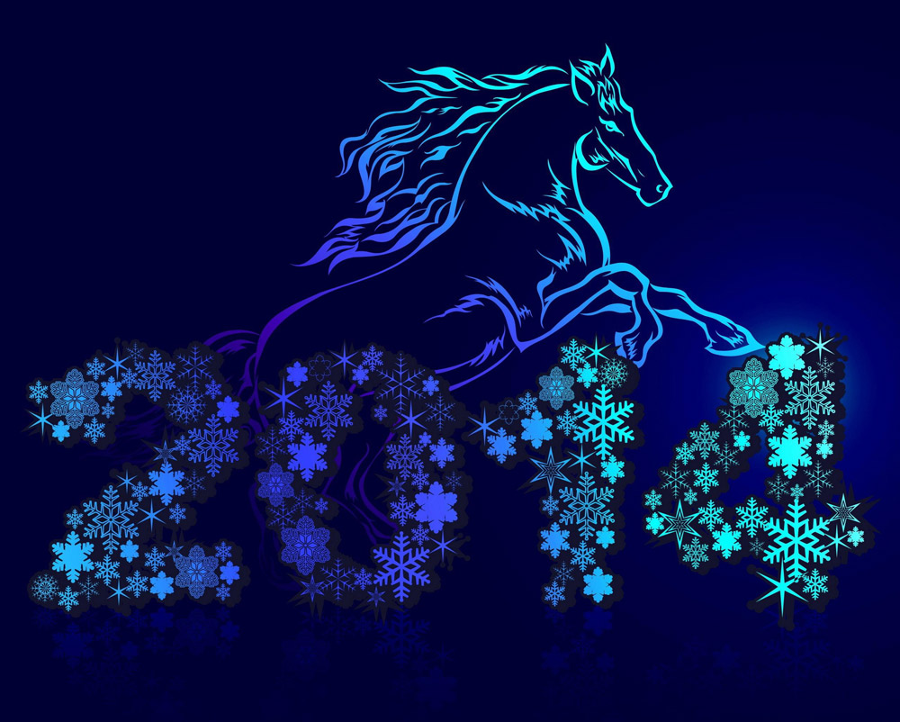 2014 year of the horse